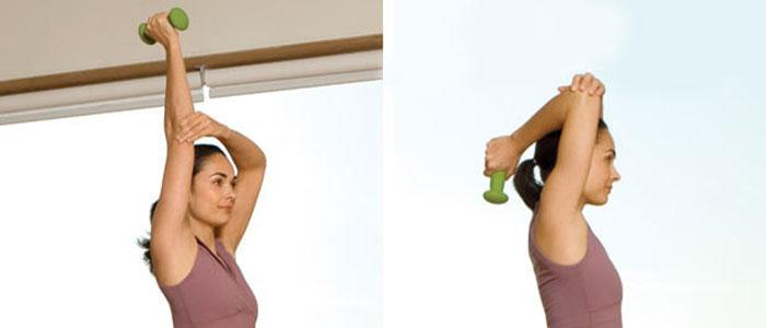 Ασκήσεις για σφιχτά και όμορφα μπράτσα χωρίς χαλάρωση (10)