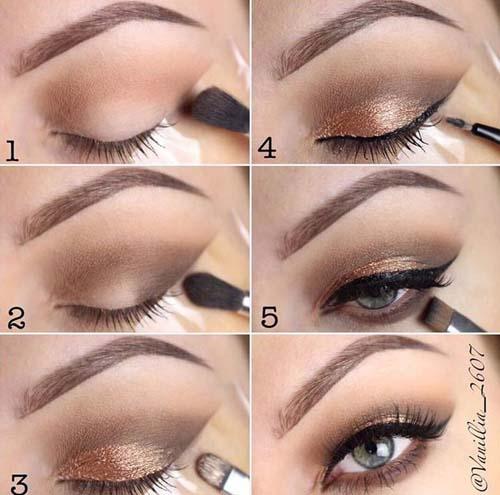 Μακιγιάζ σε γήινες αποχρώσεις (4)