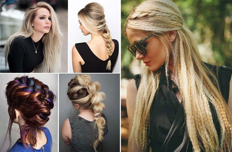 Μαλλιά τοστιέρα - Crimped hair (1)