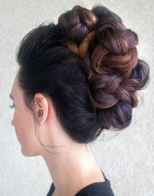 Μαλλιά τοστιέρα - Crimped hair (10)