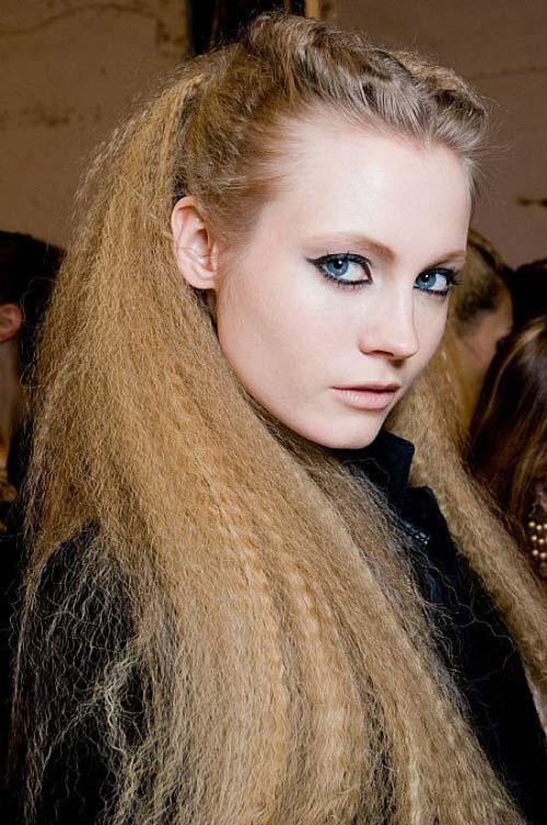 Μαλλιά τοστιέρα - Crimped hair (16)