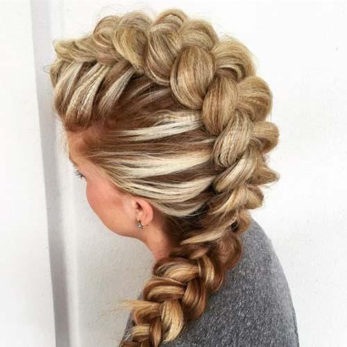 Μαλλιά τοστιέρα - Crimped hair (17)