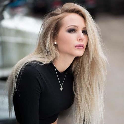 Μαλλιά τοστιέρα - Crimped hair (18)