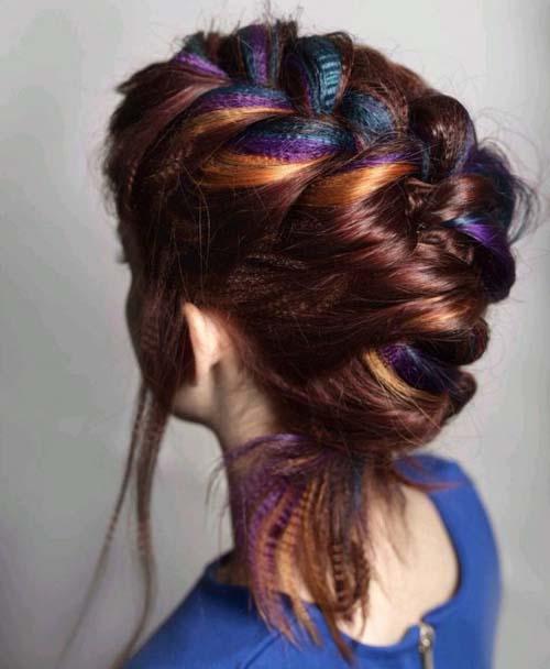 Μαλλιά τοστιέρα - Crimped hair (21)