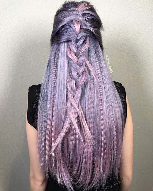 Μαλλιά τοστιέρα - Crimped hair (22)