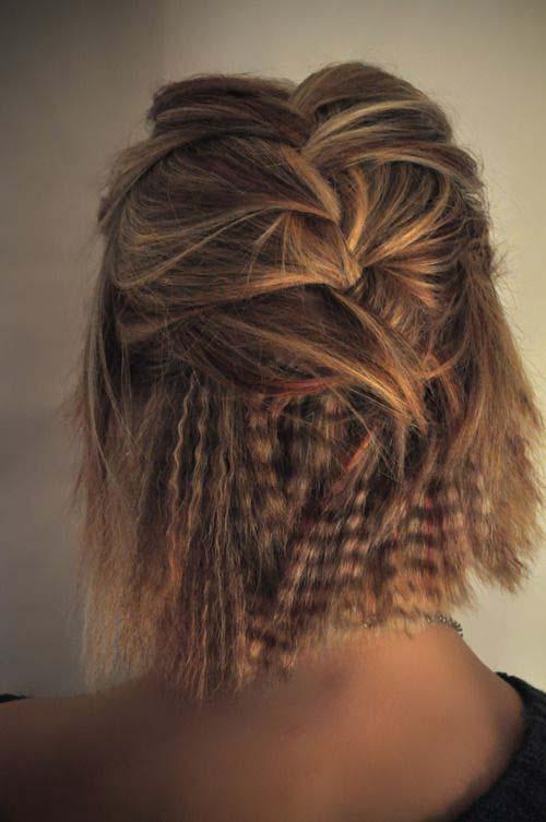 Μαλλιά τοστιέρα - Crimped hair (23)