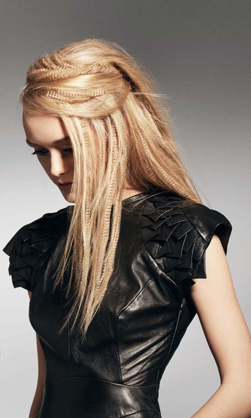 Μαλλιά τοστιέρα - Crimped hair (28)