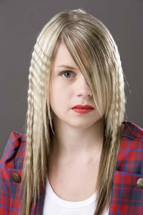 Μαλλιά τοστιέρα - Crimped hair (31)
