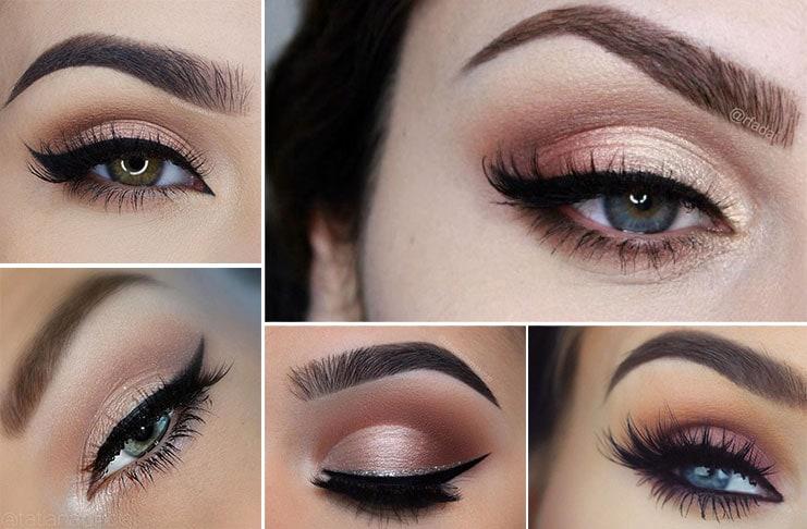 Ροζ μακιγιάζ ματιών (1)