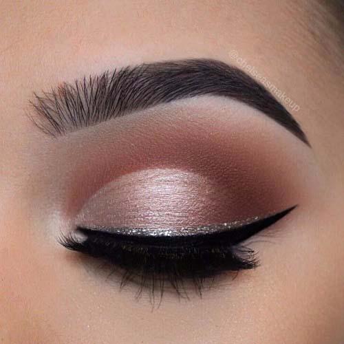 Ροζ μακιγιάζ ματιών (4)