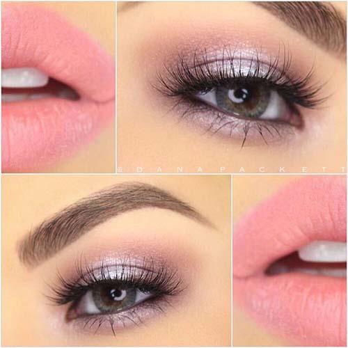 Ροζ μακιγιάζ ματιών (6)