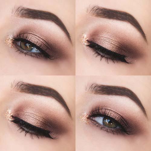 Ροζ μακιγιάζ ματιών (8)