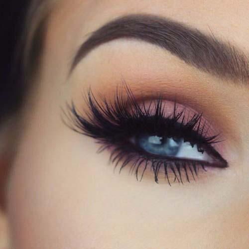 Ροζ μακιγιάζ ματιών (10)