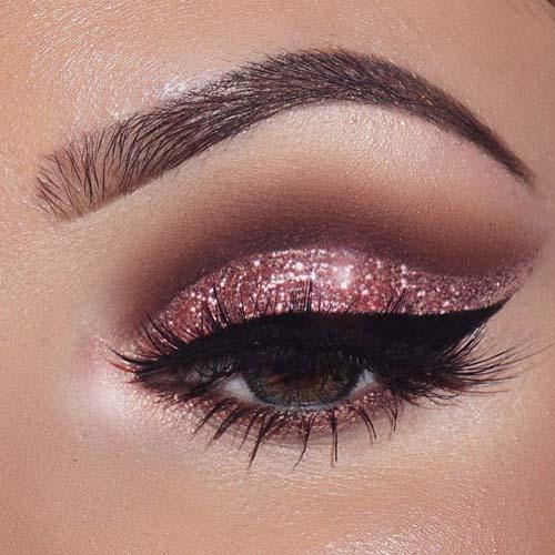 Ροζ μακιγιάζ ματιών (18)