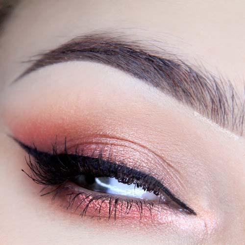 Ροζ μακιγιάζ ματιών (19)