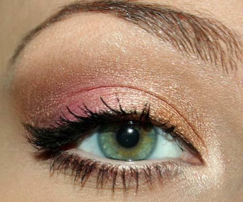 Ροζ μακιγιάζ ματιών (21)