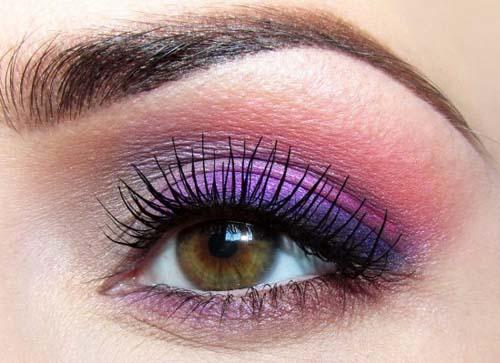 Ροζ μακιγιάζ ματιών (24)