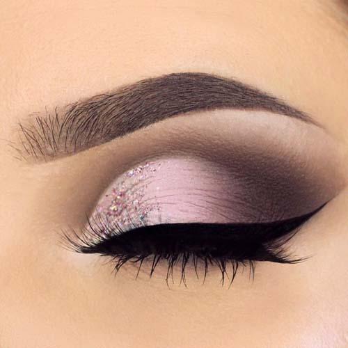 Ροζ μακιγιάζ ματιών (29)