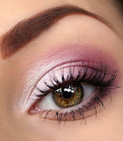 Ροζ μακιγιάζ ματιών (30)
