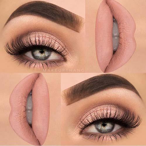 Ροζ μακιγιάζ ματιών (32)