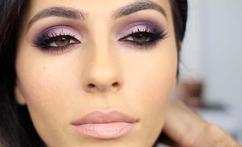 Ροζ μακιγιάζ ματιών (33)