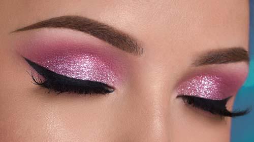 Ροζ μακιγιάζ ματιών (34)