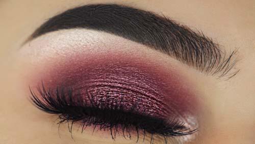 Ροζ μακιγιάζ ματιών (41)