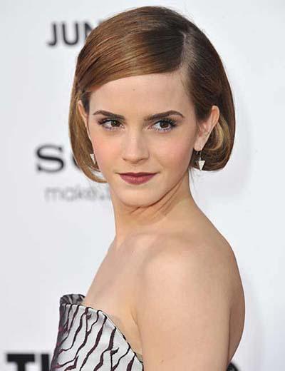 Bronze Toned Brunette - Μελαχρινή απόχρωση μαλλιών με bronze τόνους