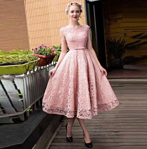 Δαντελένιο φόρεμα  Υπέροχοι συνδυασμοί για εντυπωσιακές εμφανίσεις 67b9f39426c