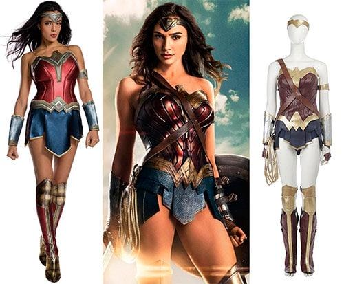 Αποκριάτικη μεταμφίεση Wonder Woman (3)