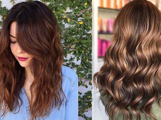 Αποχρώσεις μαλλιών για μελαχρινές και καστανές (2)