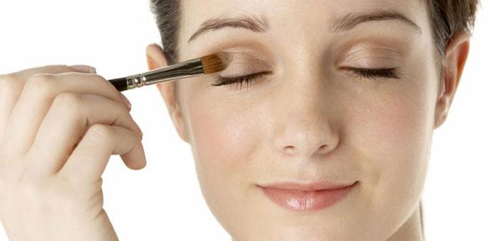 Μακιγιάζ για κουκουλωτά μάτια - Hooded eyes (2)
