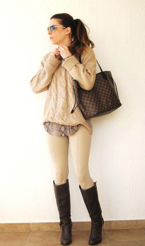 da6807cf321b Μπότες ιππασίας  Υπέροχοι συνδυασμοί για να τις φορέσετε! – Newlifestyle