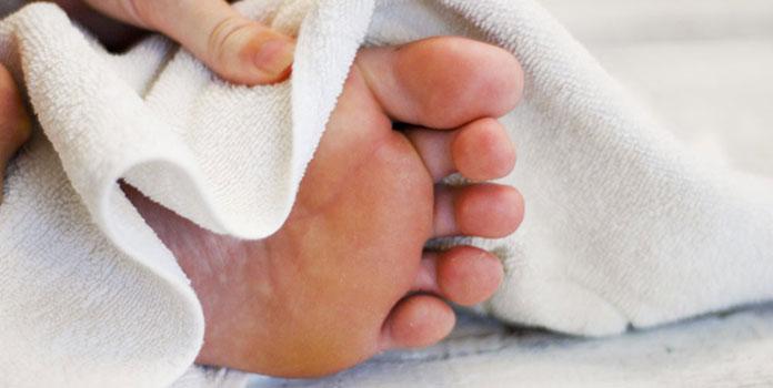 Μύκητες ποδιών (2)