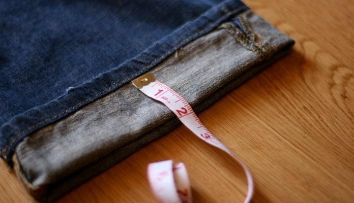 Πως να κοντύνετε ένα παντελόνι (2)