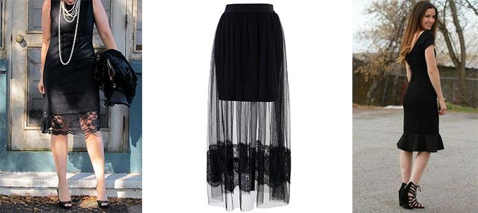 Πως να μακρύνω μια φούστα ή ένα φόρεμα; (5)