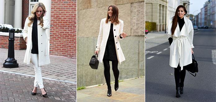 15 τρόποι για να φορέσετε λευκό το Χειμώνα - Beauté την Κυριακή 2a33b6d3ca6