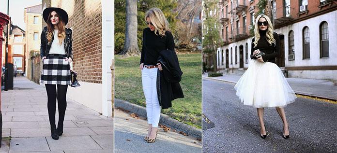 Τρόποι για να φορέσετε λευκό το Χειμώνα (10)