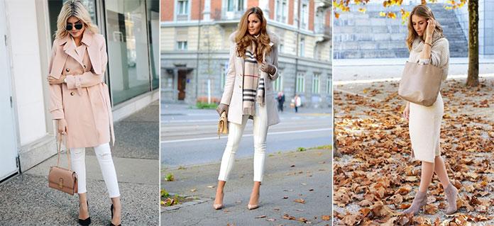 Τρόποι για να φορέσετε λευκό το Χειμώνα (11)