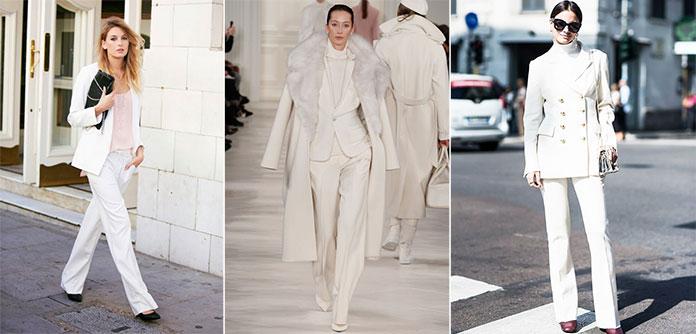 Τρόποι για να φορέσετε λευκό το Χειμώνα (14)