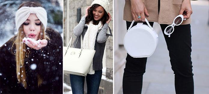 Τρόποι για να φορέσετε λευκό το Χειμώνα (16)
