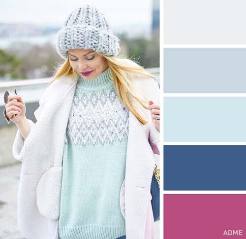 Χρωματικοί συνδυασμοί για χειμωνιάτικο ντύσιμο (5)