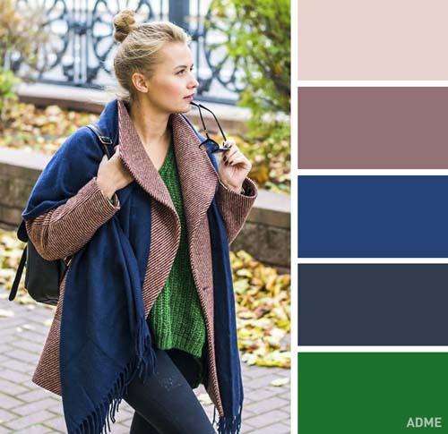Χρωματικοί συνδυασμοί για χειμωνιάτικο ντύσιμο (6)