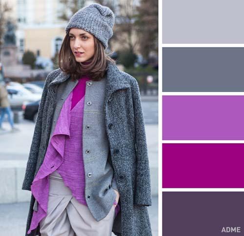 Χρωματικοί συνδυασμοί για χειμωνιάτικο ντύσιμο (4)