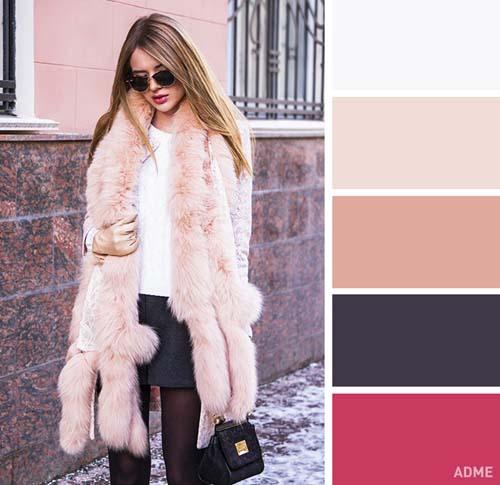 Χρωματικοί συνδυασμοί για χειμωνιάτικο ντύσιμο (8)
