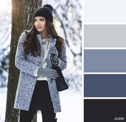 Χρωματικοί συνδυασμοί για χειμωνιάτικο ντύσιμο (12)