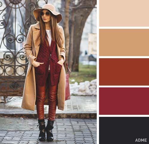 Χρωματικοί συνδυασμοί για χειμωνιάτικο ντύσιμο (13)