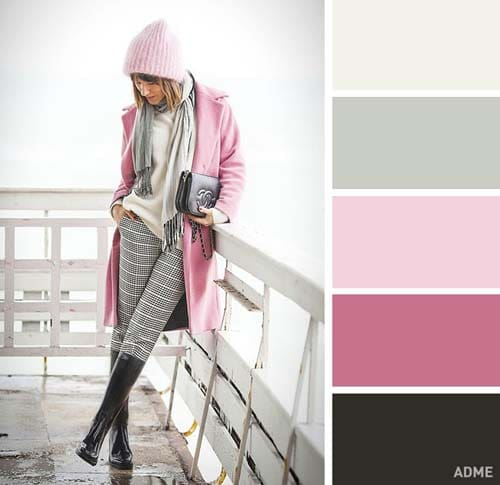 Χρωματικοί συνδυασμοί για χειμωνιάτικο ντύσιμο (16)