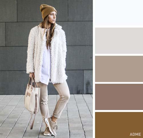 Χρωματικοί συνδυασμοί για χειμωνιάτικο ντύσιμο (14)
