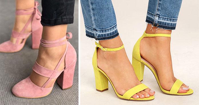 65eb38e739d Άνοιξη / Καλοκαίρι 2019: Τα πιο μοντέρνα & εντυπωσιακά παπούτσια για ...